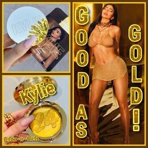 """Kylie Cosmetics 24K BDay Collection""""Good As Gold!"""""""
